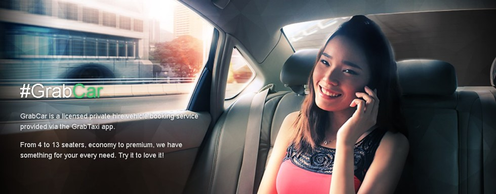 MORE FREE BMW rides at GrabCar Singapore