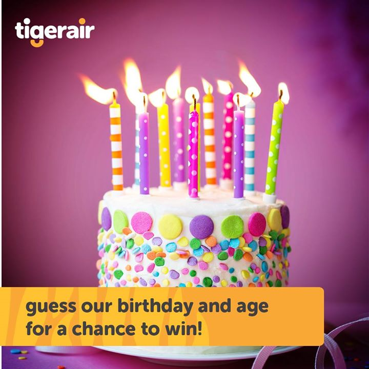 Stand a chance to WIN a $200 voucher at Tigerair Singapore