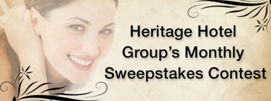 The Heritage Hotel Group Giveaway Win a $200 Gas Gift Card w a 2-night Stay