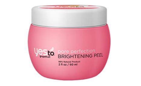 WIN Score Yes to Grapefruit Pore Perfection Brightening Peels at Allure USA