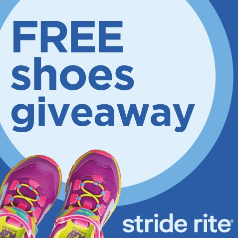 Win A Pair of Shoes at Stride Rite Singapore