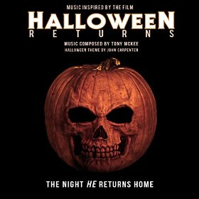 FREE Music at Amazon HalloweeN Returns by Tony McKee & John Carpenter