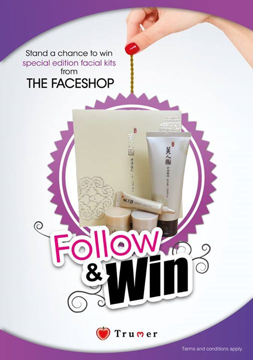 Follow and win at Trumer International