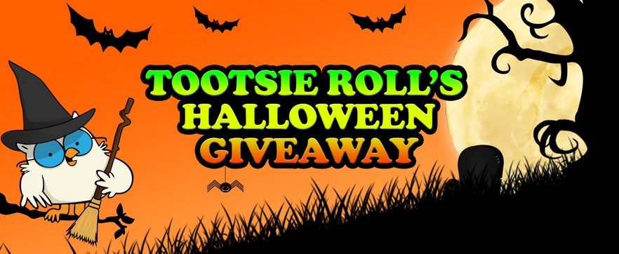 Tootsie Roll's Halloween Giveaway