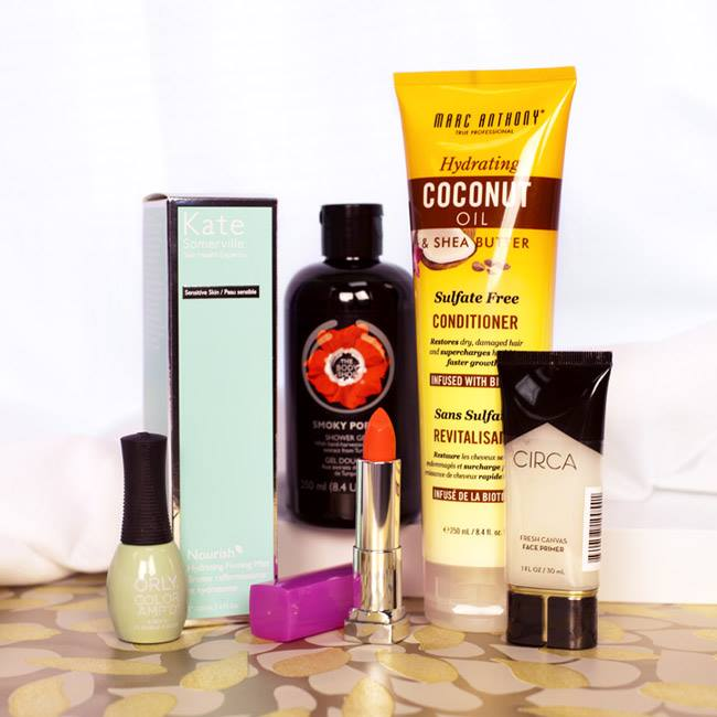 Total Beauty Giveaway Kate, Circa & More
