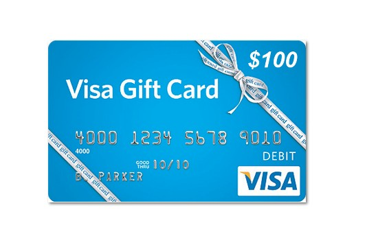 WIN A $100 VISA GIFT CARD at Checkpoint Graphics, Inc.