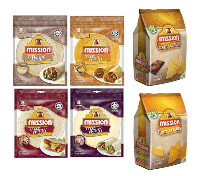 WIN! A set of Mission Foods Hamper at Simply Her Singapore