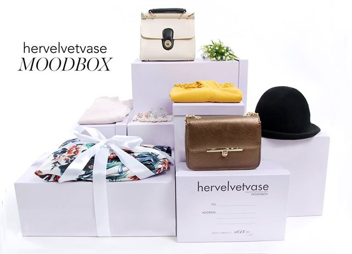 WIN! Her Velvet Vase, one of Singapore's leading online female fashion stores at Simply Her Singapore