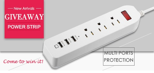 WIN INNORI Intelligent Power Strip