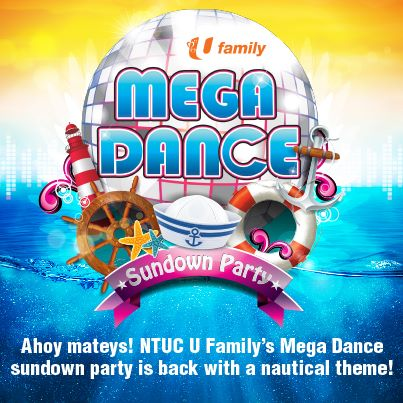 WIN tickets to this family sundown dance party at Ripples flip flops Singapore