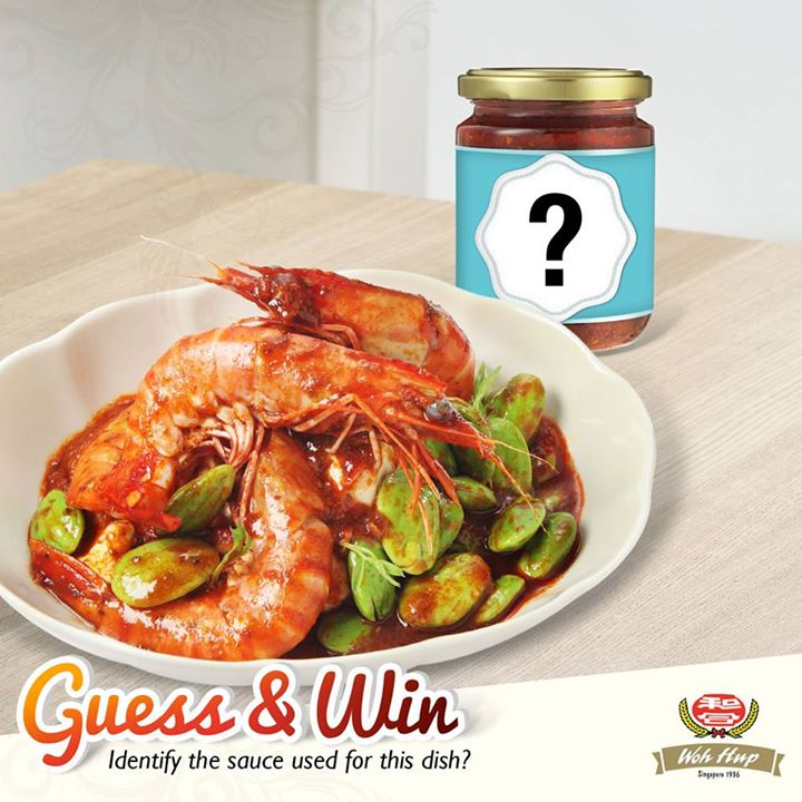 Win a $20 NTUC FairPrice Gift Voucher at Woh Hup Food Singapore