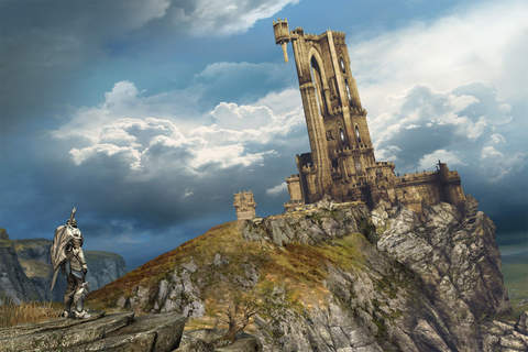 Free iOS App Infinity Blade By Chair Entertainment Group, LLC