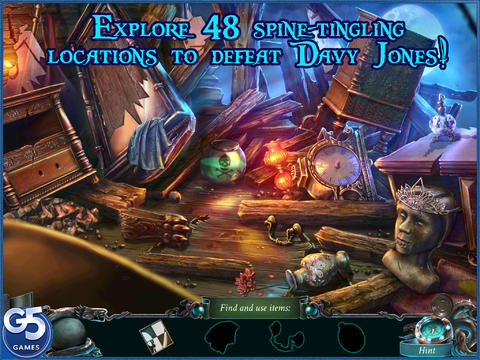 Free iOS Game Nightmares from the Deep™ The Siren's Call HD (Full) By G5 Entertainment