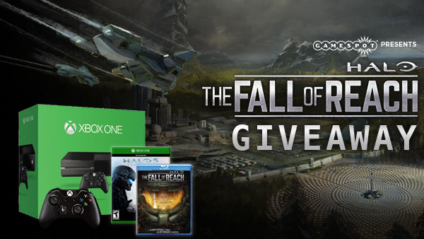 Halo The Fall of Reach Xbox One Giveaway at Gamespot