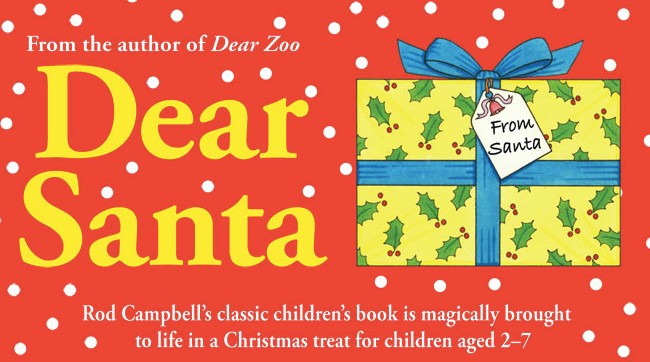 WIN a pair of tickets to Dear Santa PAssion Card Singapore