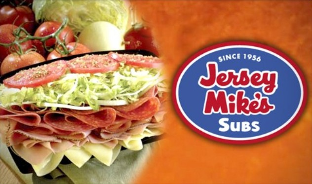 Be rewarded with a free sub & drink coupon valid for your birthday at Jersey Mike's
