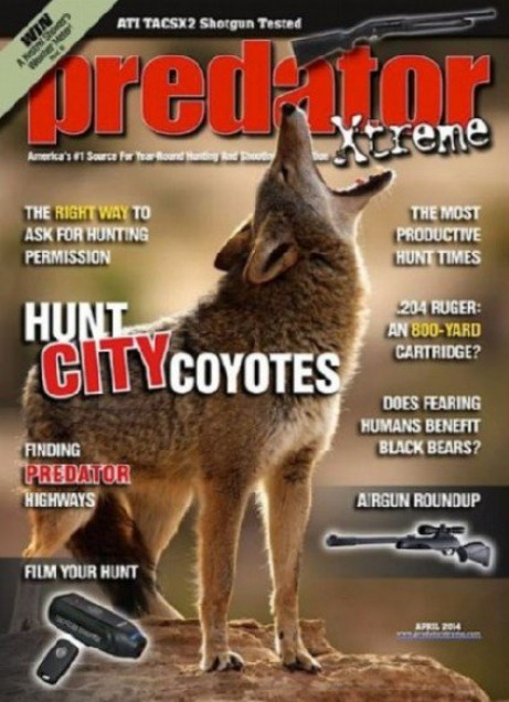 Claim Your Complimentary Subscription Predator Xtreme Magazine