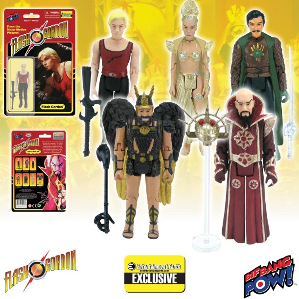 Enter for Your Chance to Win a Flash Gordon Prize Pack