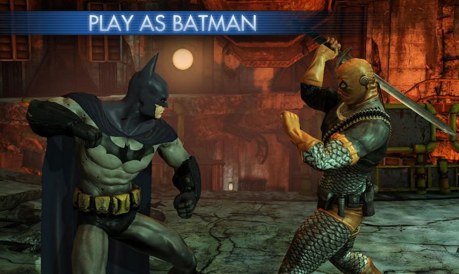 FREE Batman Arkham City Lockdown (Kindle Tablet Edition) at Amazon