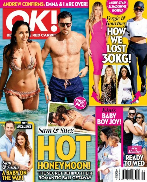 Get a FREE Issue of OK Magazine from Zinio© at Mercury Magazines #giftout