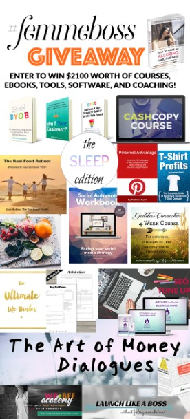 Win A Year Of Biz Courses + #girlboss Books Worth $2,998