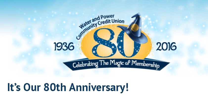80th Anniversary MasterCard Sweepstakes