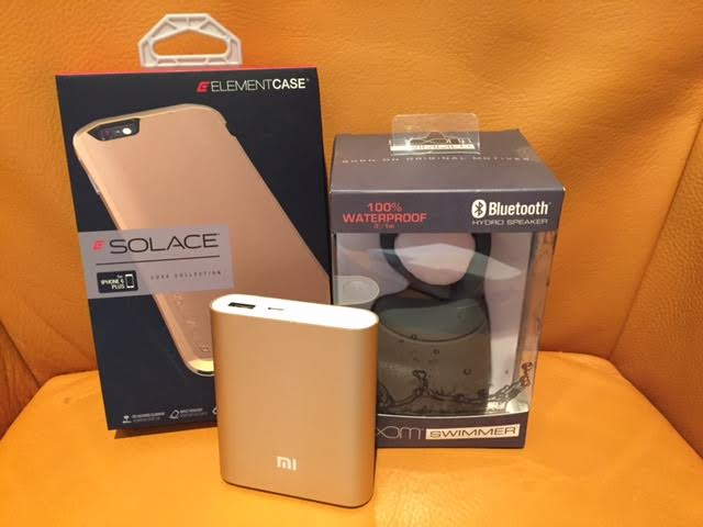 CNET Crave giveaway Three gadgets for on-the-go gearheads