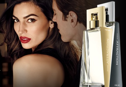 Exclusive Preview AVON Attraction Fragances