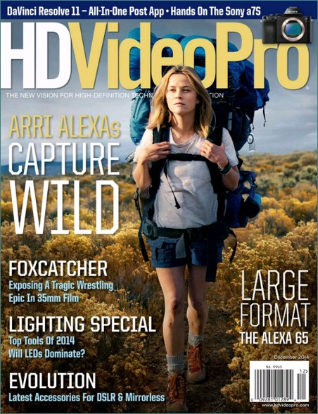 FREE one-year subscription to HDVideoPro Magazine