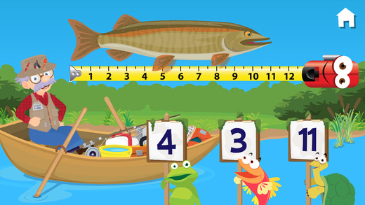 Free Education iOS App Fishing With Grandpa By Fairlady Media