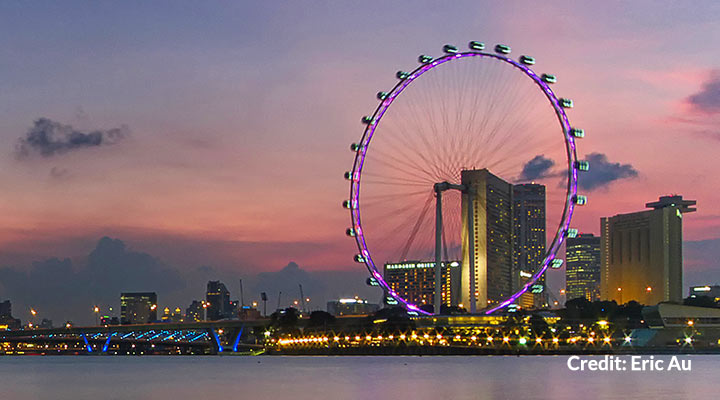 Free Singapore City Sights Tour