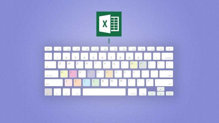 Free Udemy Course on Excel Keyboard Shortcuts Using Workbooks