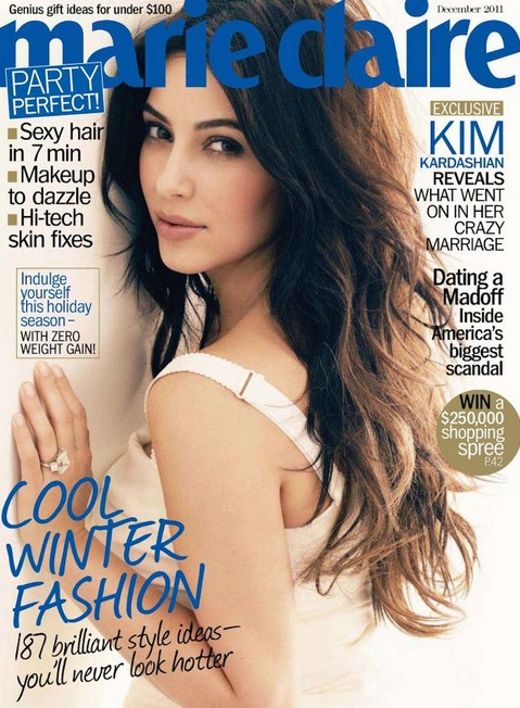 Get Marie Claire Magazine for FREE!