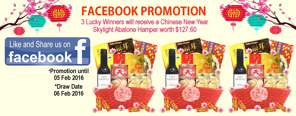 LIKE & SHARE Facebook page & Stand to Win a Hamper at Laurel Flowers & Gifts Pte Ltd