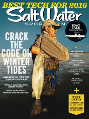 Sign up here for a complimentary one year subscription of Salt Water Sportsman