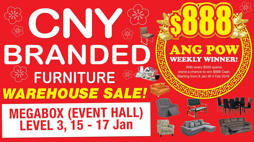 Stand a chance to Win $500 #BigBoxSG Furniture Voucher by only doing 3 Simple Steps