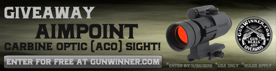 WIN AIMPOINT CARBINE OPTIC