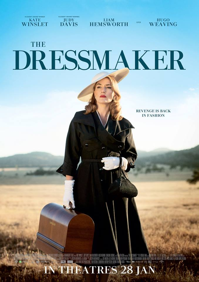 Win preview tickets for The Dressmaker at Nylon Singapore