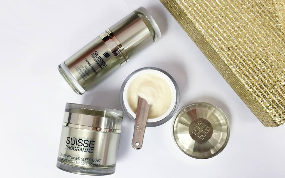Win the ultimate luxury in skincare – The Suisse Programme Caviar Premier series