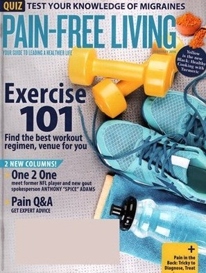 FREE one-year subscription to Pain-Free Living Magazine