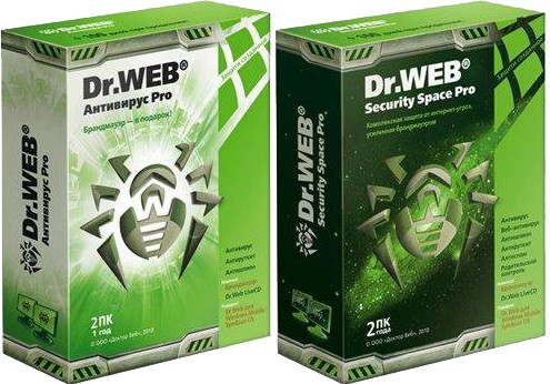 Free Dr.Web protection for 3 months