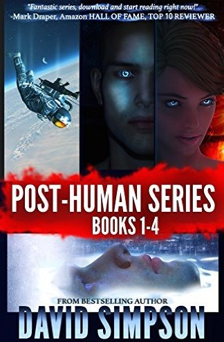 Free Post-Human Series Books 1-4 Kindle Edition at Amazon