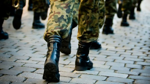 Free Udemy Course on Changing Step A Guide To Successful Military Transitions