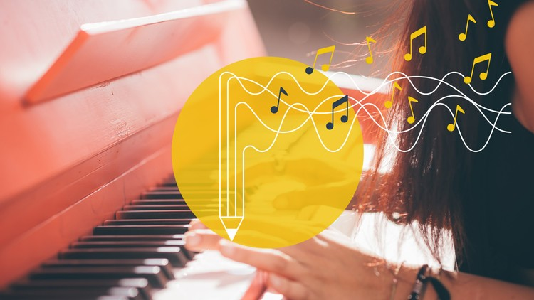 Free Udemy Course on Piano for SingerSongwriters  Write Songs and Be Gig Ready!