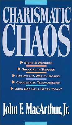Free copy of Charismatic Chaos