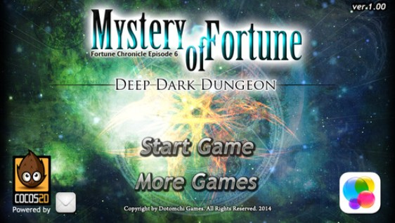 Free iOS Game Mystery of Fortune By Dotomchi Games Inc.