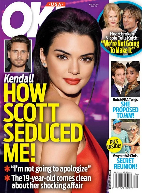 Get a FREE Issue of OK Magazine from Zinio©