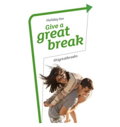 Give A Great Break Contest at Holiday Inn Singapore