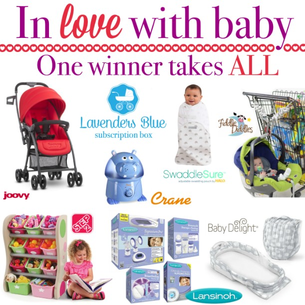 In Love with Baby Huge Giveaway at Viva Veltoro