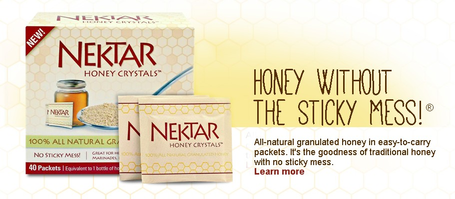 NEKTAR NATURALS' VALENTINE'S DAY HONEY-GRAM